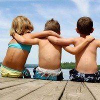 Amis enfance