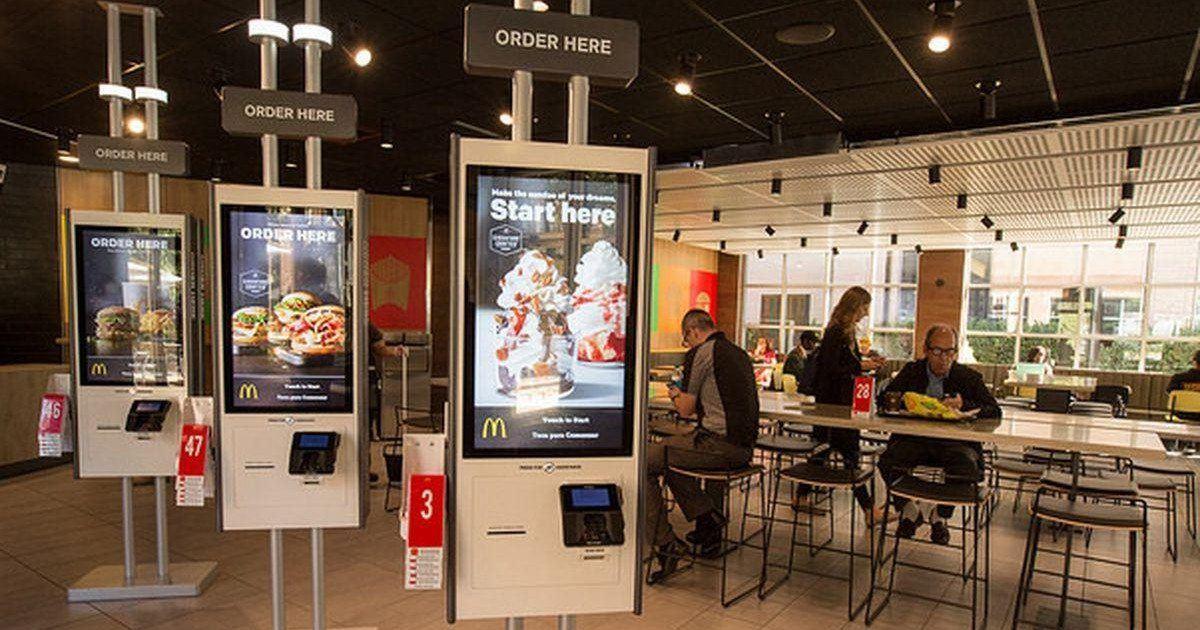 À quoi ressemble le McDonald's du futur ?
