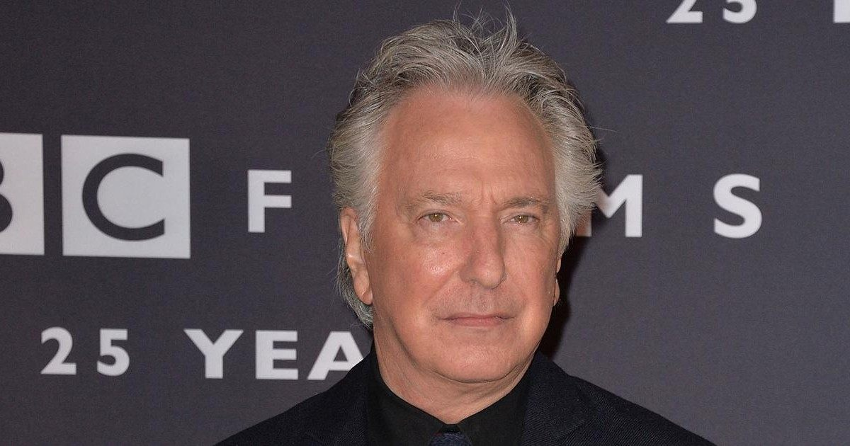 Alan Rickman, le professeur Rogue d' »Harry Potter », est décédé