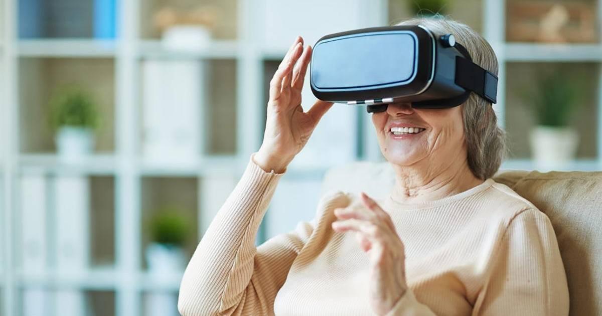 Alzheimer : un jeu vidéo interactif pour contrer la maladie