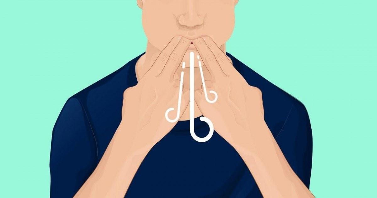 Voici comme apprendre à siffler avec ses doigts de manière simple et facile