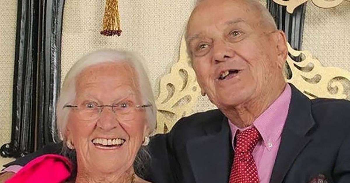 Après 75 ans de mariage, un couple rend son dernier souffle dans une étreinte
