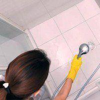 Nettoyer votre douche sans produits chimiques grâce à ces deux ingrédients