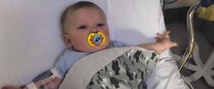 Un bébé américain de 7 mois vient d'être testé...