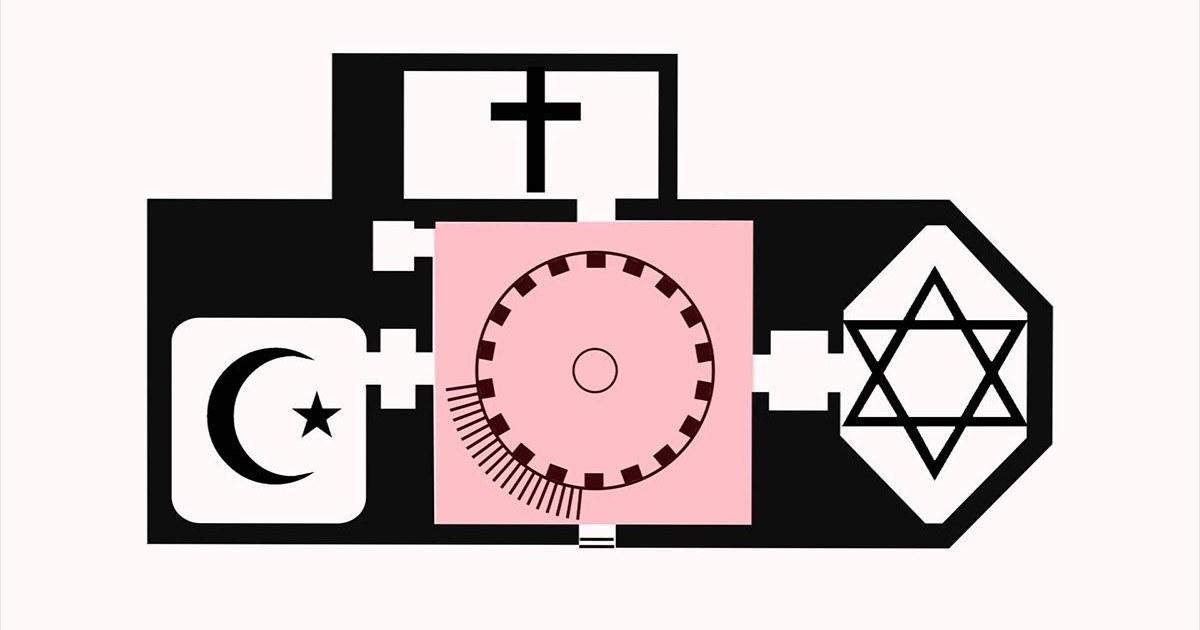 Berlin : un projet de mosquée-synagogue-église en chantier