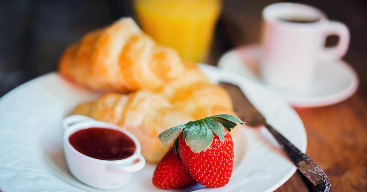 Il est très important de bien mangé lors du petit déjeuner pour être en bonne santé