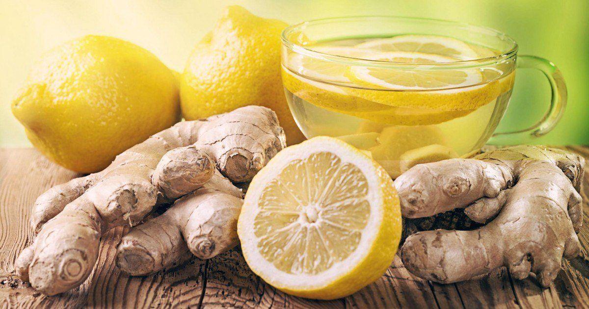 Té de limón y jengibre, los beneficios de una taza diaria