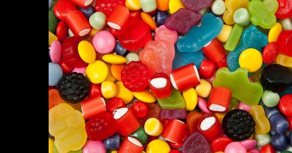 Les bonbons « DJ Brause Sauer » ressemblent à des cachets d'ecstasy