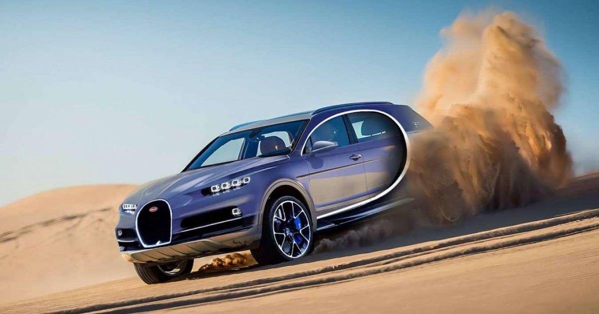 Bugatti pourrait bientôt ajouter un SUV et une hybride à sa gamme de voiture...
