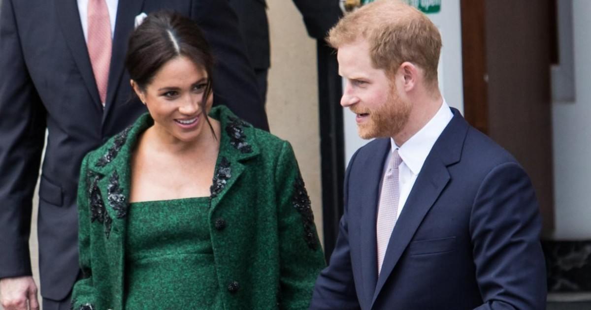 Le cadeau de mariage du Prince Harry et de Meghan Markle à l'acteur Idriss Elba