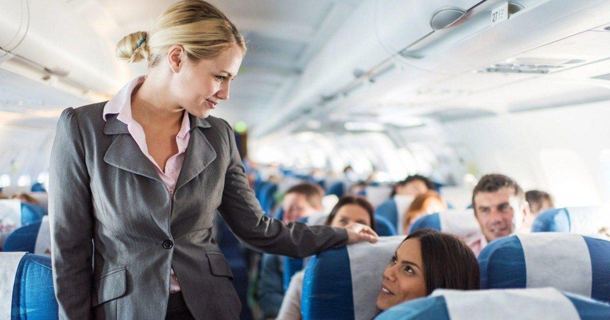 Ces 9 choses que vous pouvez demander en avion lors de vos voyages