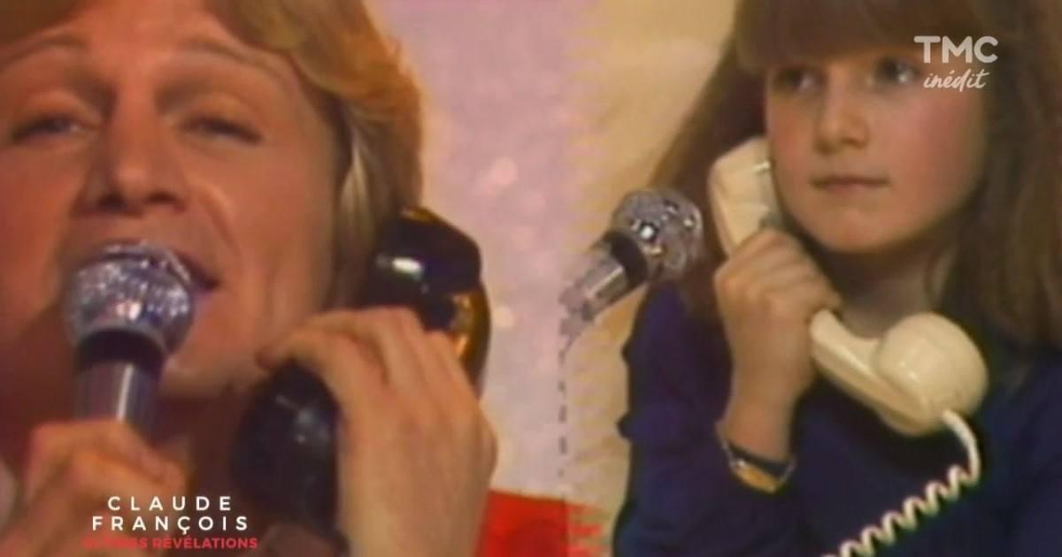 Claude François : Découvrez le visage de la petite fille du Téléphone Pleure