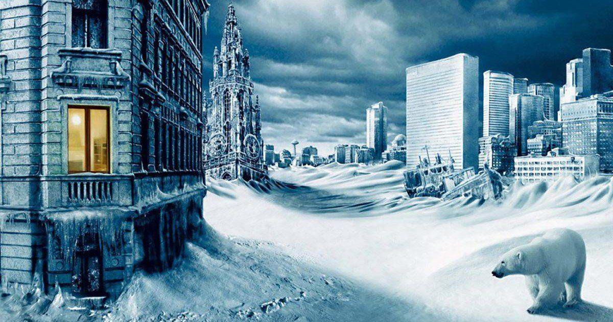 Climat : une petite ère glaciaire pourrait surgir en 2030 !