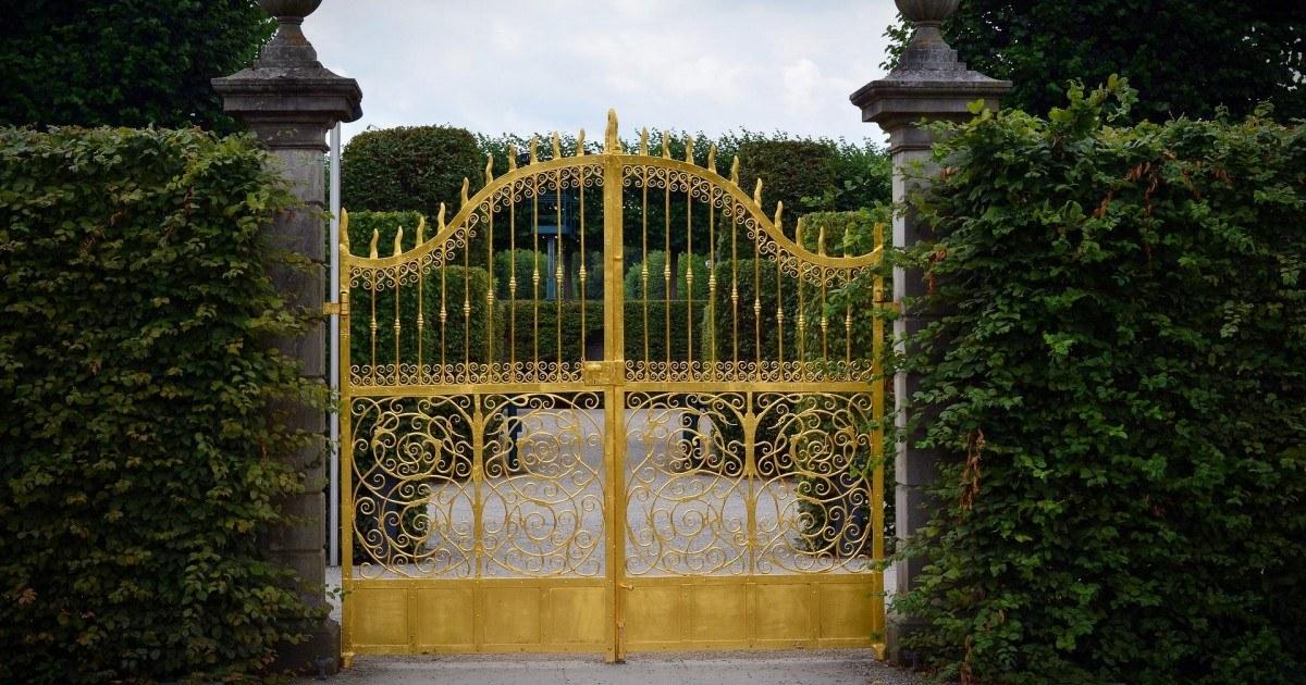 Découvrez comment faire pour bien choisir son portail d'entrée