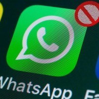 bloquer sur WhatsApp