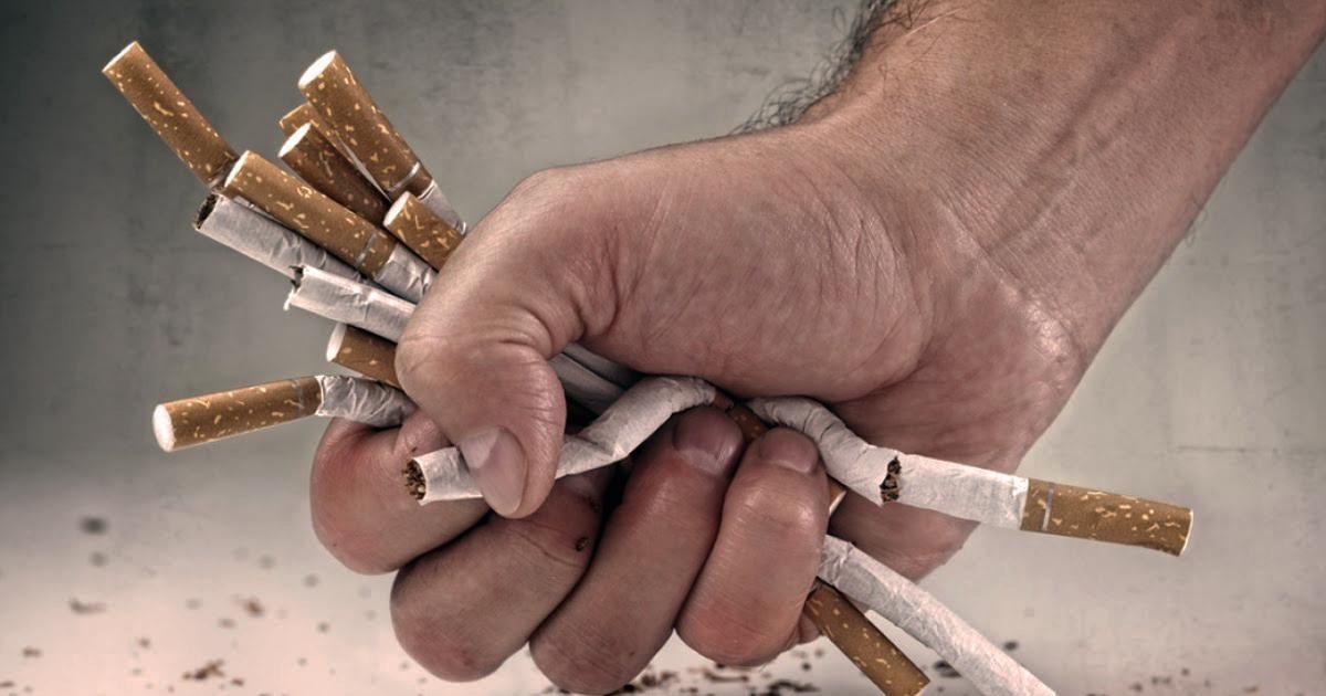Voici comment votre corps réagit quand vous arrêter de fumer
