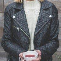 Veste simili cuir : nos conseils pour porter la veste en cuir pour femme