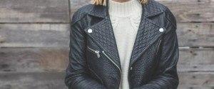 Veste simili cuir : nos conseils pour porter la veste en...