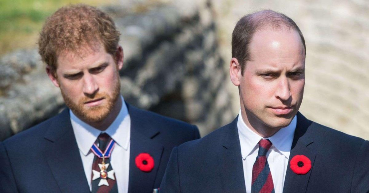 Pourquoi Harry et William boycottent la Coupe du monde 2018 de football