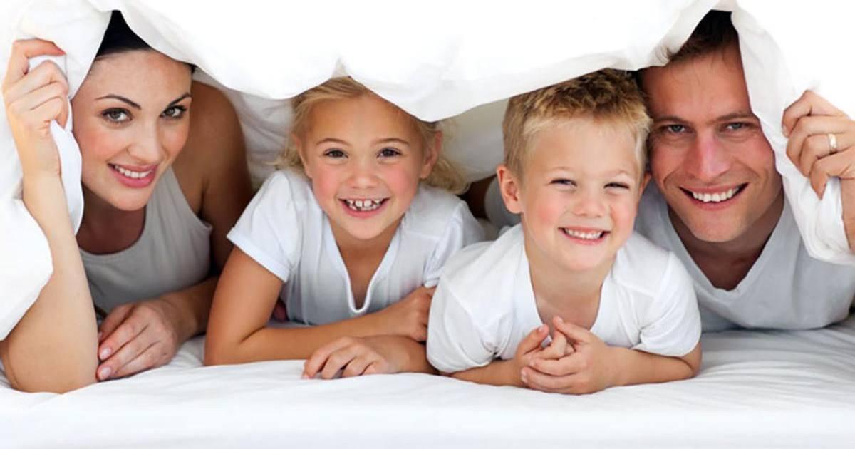 Couple : avoir un deuxième enfant serait la clé du bonheur