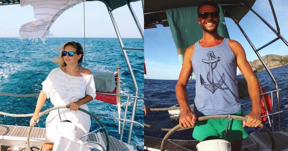 Un jeune couple quitte tout pour partir en croisière à travers le monde