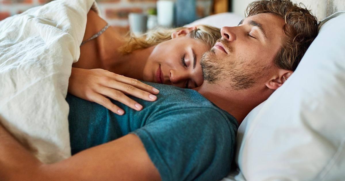 Les couples qui se couchent en même temps seraient plus heureux
