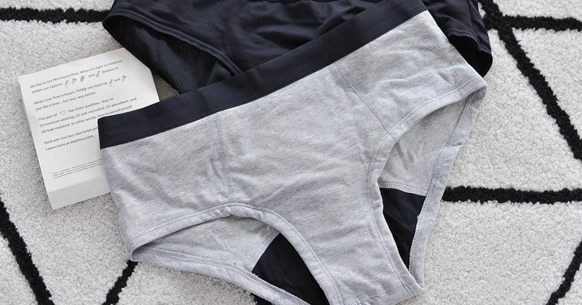 La culotte périodique, pour que les règles ne soient plus un problème