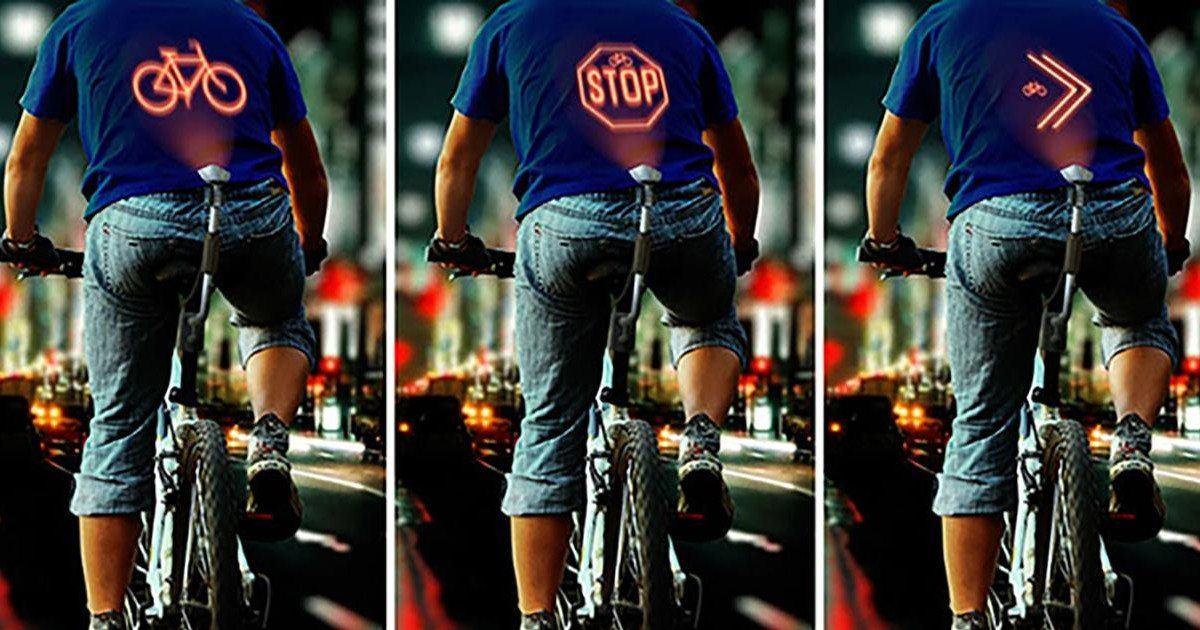 Cyclee, le dispositif intelligent pour limiter les accidents à vélo