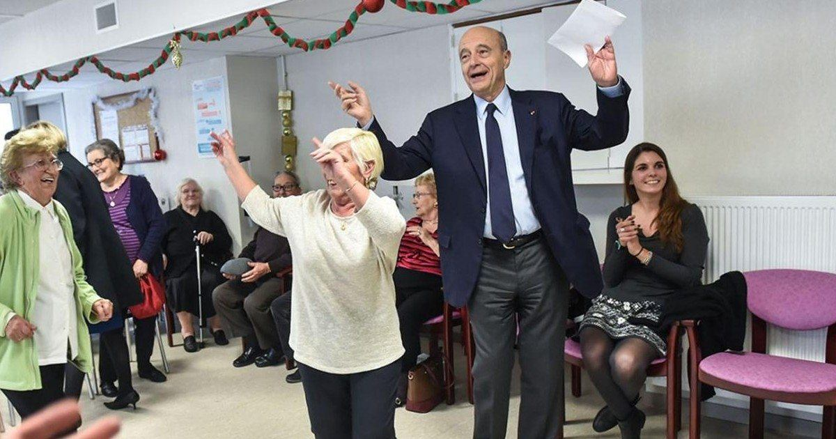 La danse d'Alain Juppé détournée par les internautes