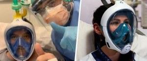 Décathlon offre 30 000 masques de plongée aux hôpitaux