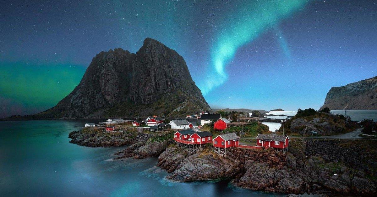A la découverte de la Norvège lors d'une croisière 100 % scandinave