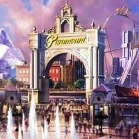 Disneyland va bientôt ouvrir un nouveau parc d'attraction géant