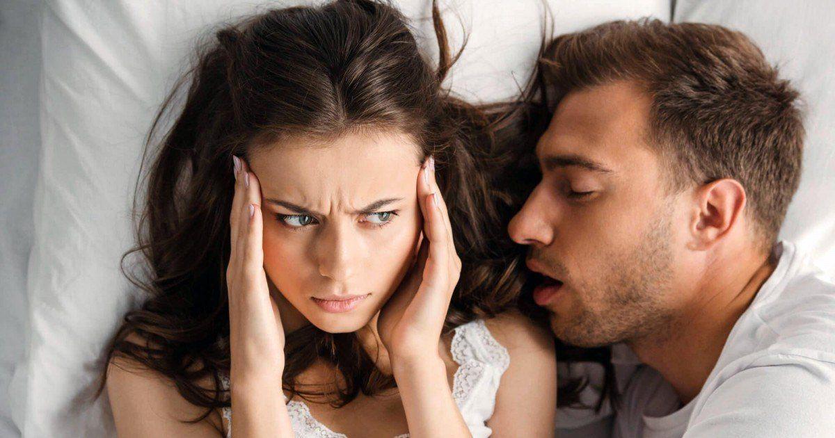 Dormir avec une personne qui ronfle peut nuire à votre santé