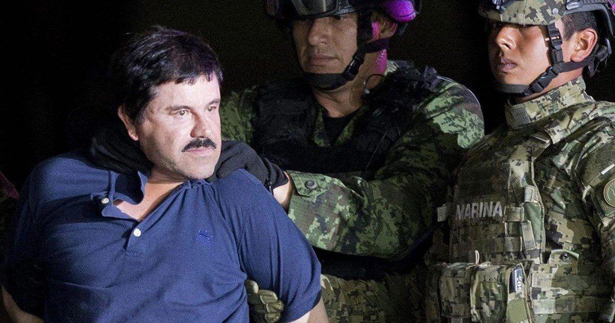 El Chapo, le baron de la drogue mexicain, s'évade devant les caméras !