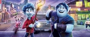En Avant, le dernier film d'animation de Pixar est-il...