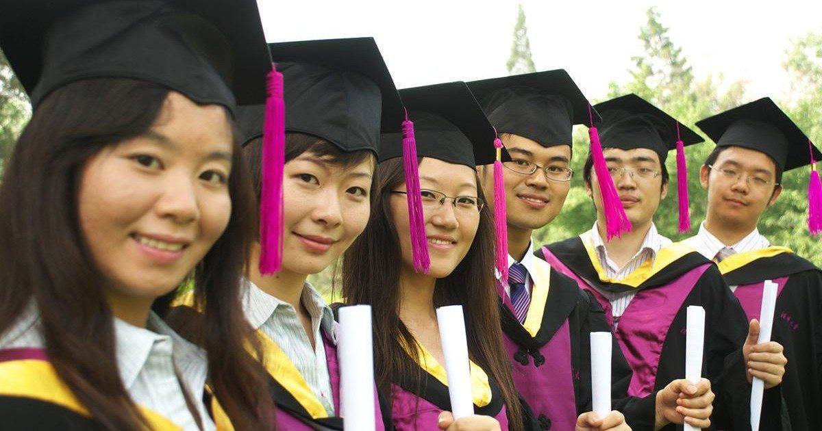 En Chine, une université met en vente ses diplômés sur Internet !