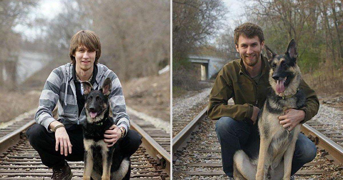 En l'espace de quelques mois/années, nos animaux ont bien changé
