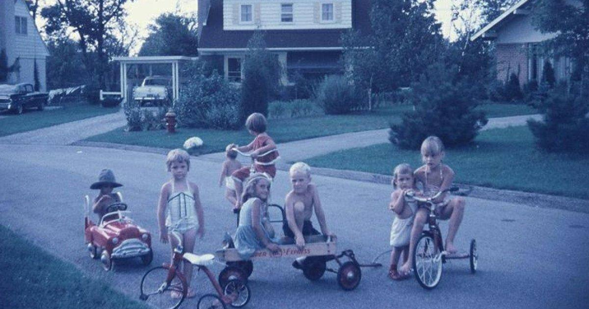 Les enfants nés avant 1987 ne devraient pas avoir survécu