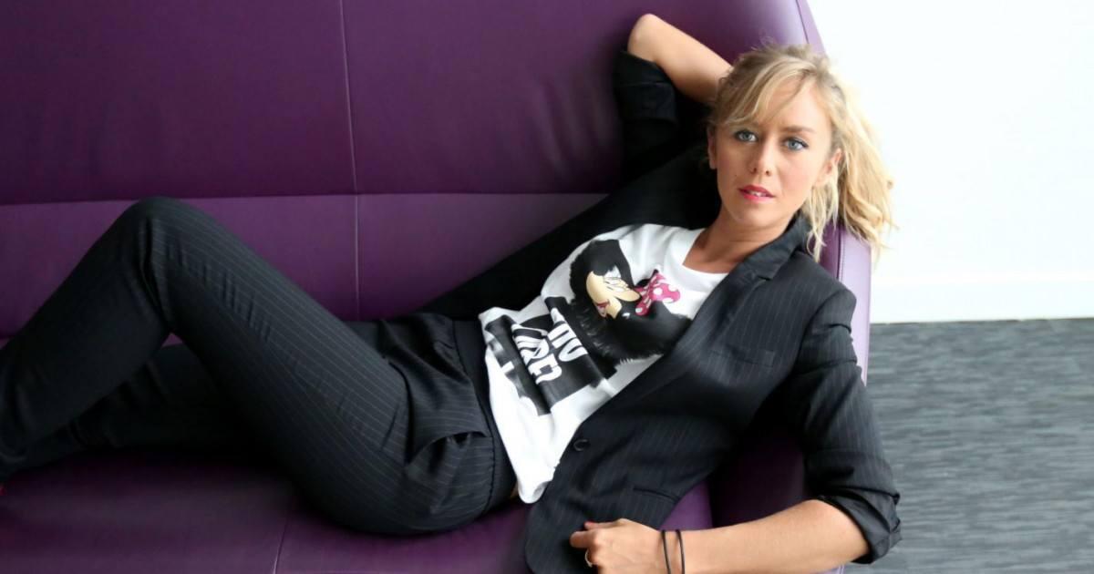 Les confidences d'Énora Malagré : Je l'imagine avec une petite jupe