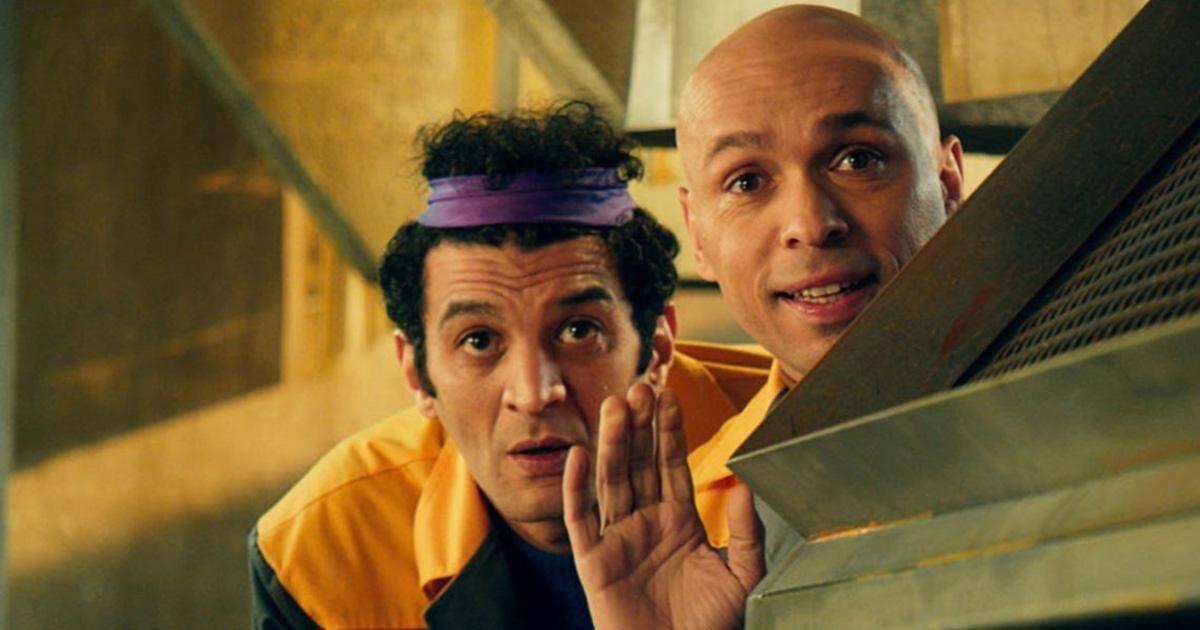 Eric et Ramzy dévoilent « La Tour 2 contrôle infernale »