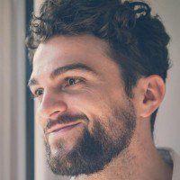 Selon une étude la barbe d'un homme est plus sale que la cuvette des toilettes