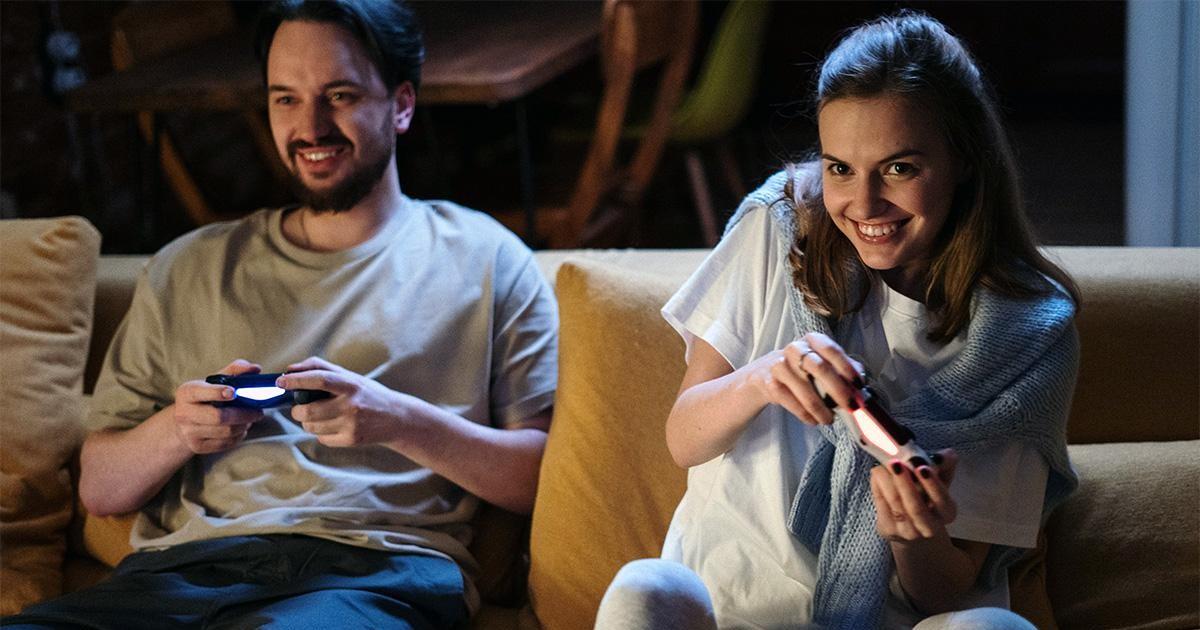 Selon une étude de l'université d'Oxford, les jeux vidéo favorisent le bien-être