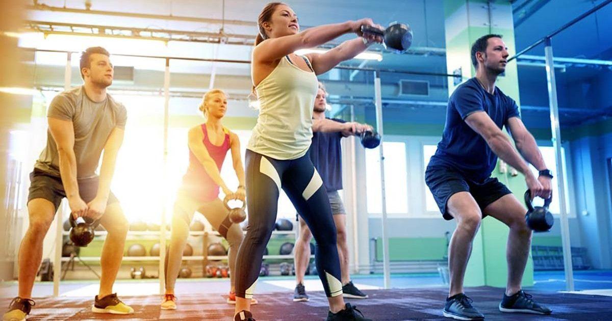 7 exercices à faire à la salle de sport pour perdre du poids