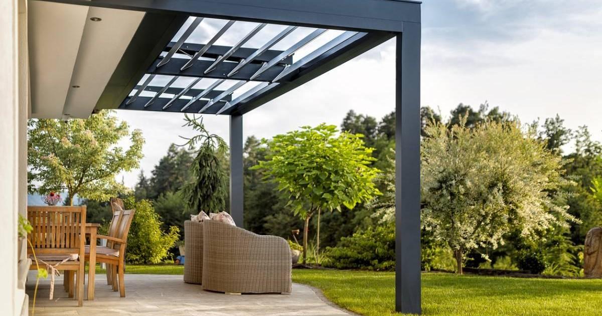 Commencez à faire de votre terrasse un coin accueillant !