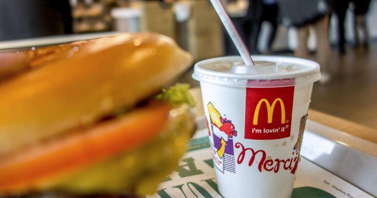 McDonald's va vous faire changer vos habitudes, mais c'est pour la bonne cause