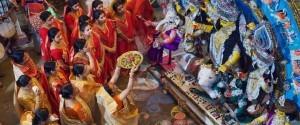 Les secrets du festival de Durga Puja