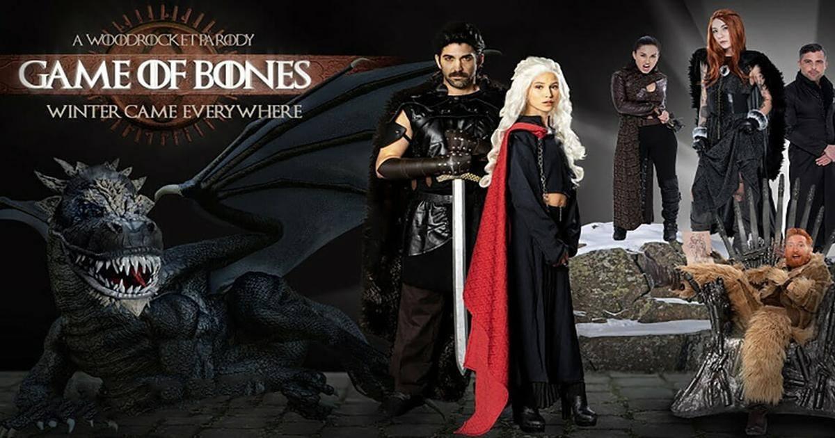 Game of Thrones : une nouvelle parodie pour adultes se dévoile en vidéo