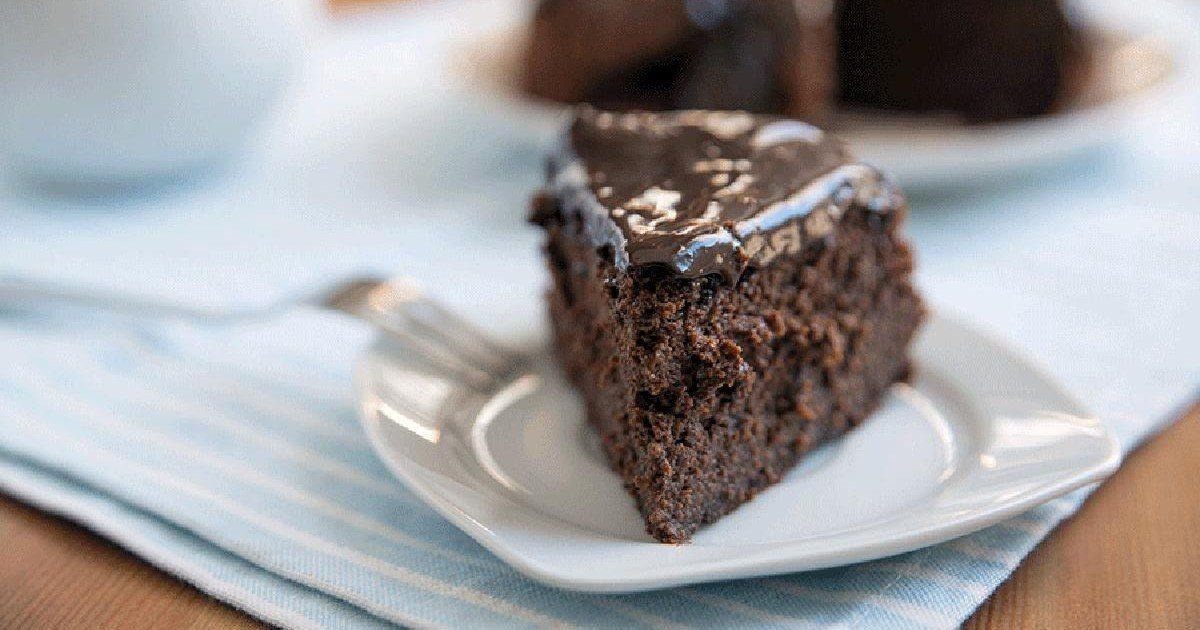La recette du meilleur gâteau fondant au chocolat sans beurre