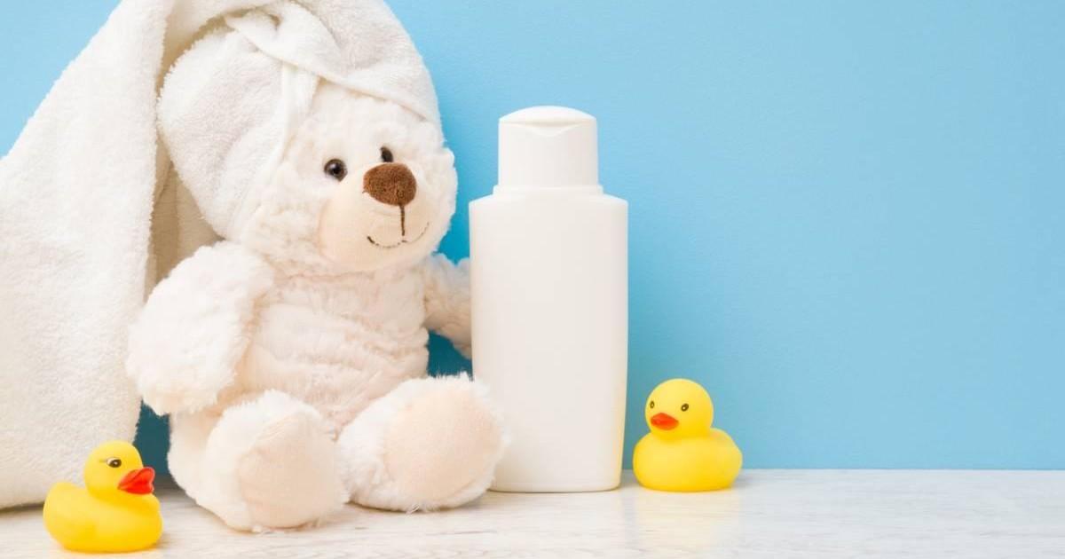 Gel lavant pour bébé, il faut faire très attention à sa composition !