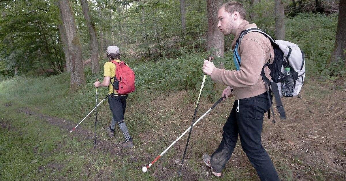 Un GPS permet aux aveugles de partir en randonnée seuls